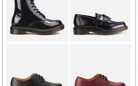 Dr. Martens马丁靴,疯抢