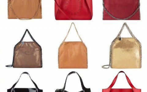 Stella McCartney包包鞋子30% OFF,链条包、厚底鞋疯抢