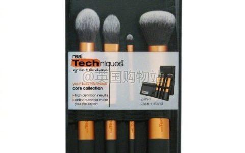 Real Techniques化妆刷全线8折,囤货啦
