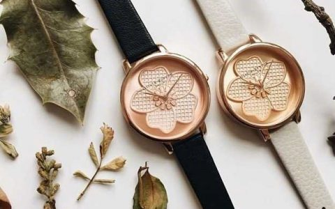 Olivia Burton英伦复古手表