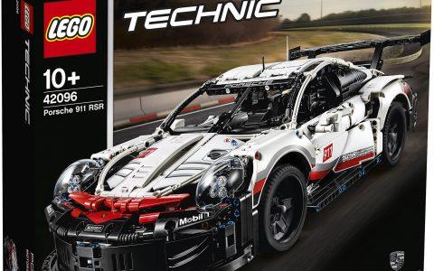 LEGO乐高保时捷911 RSR