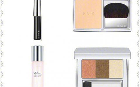 日本新生代美容品牌RMK全线72折狂囤不解释!