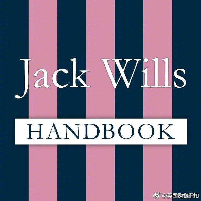 Jack Wills 杰克威尔 英伦时尚校园风官网夏季Sale低至5折,全场其余75折,全球直邮!