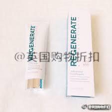 Regenerate高科技修复牙膏67折,唯一可以修复牙釉质的牙膏