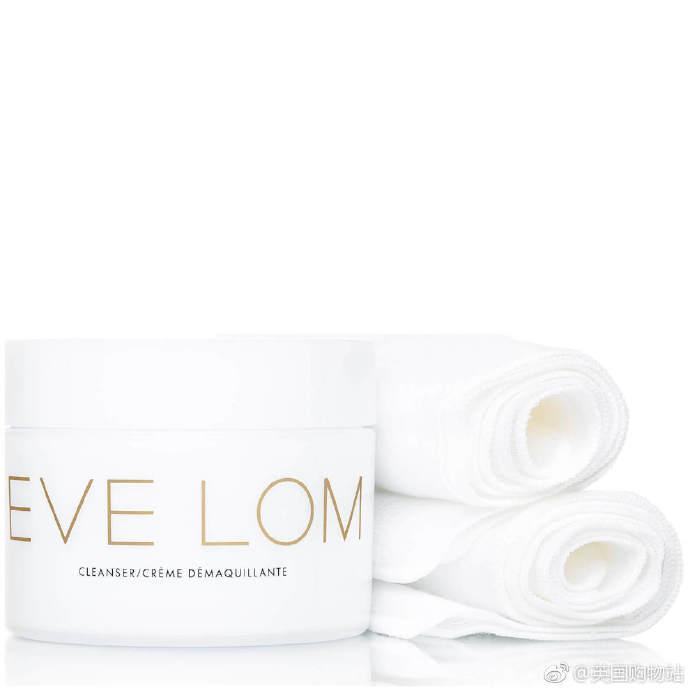 Eve Lom卸妆膏72折,满80镑送价值16.8镑Eve Lom Moisture Cream 8ml装