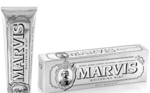 意大利贵族式牙膏Marvis最新优惠,全线25% OFF优惠