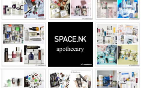 Space NK官网大牌Beauty美妆低至3折!