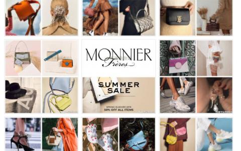 奢品名站MF夏季Sale升级 + 加新,全部50% OFF,全球直邮!