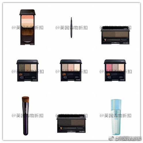 Shiseido资生堂全线8折,红妍肌活精华露囤起!!!