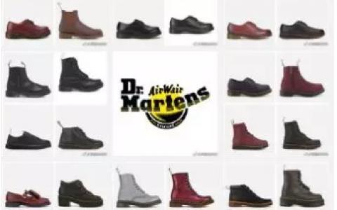 Dr. Martens马丁靴75折抢抢抢!