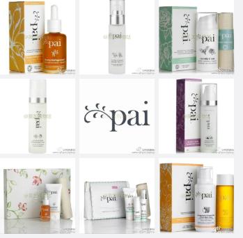 英国有机护肤精油品牌——Pai,全线25% OFF