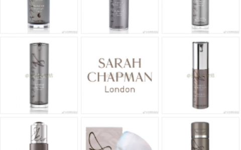 英国奢华护肤品牌Sarah Chapman全线7折