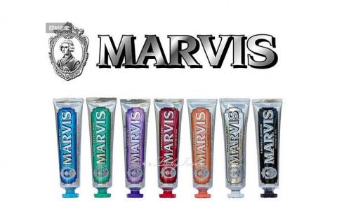 意大利贵族式牙膏Marvis全线7折