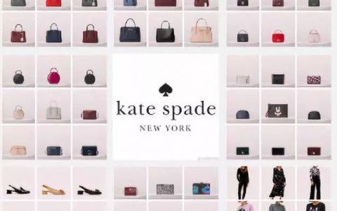 双11| Kate Spade官网全场20% OFF