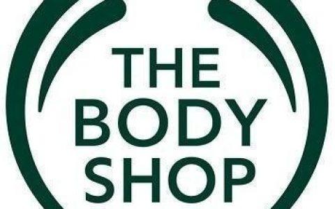 The Body Shop官网全场满30镑减10镑