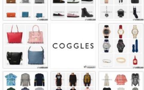 Coggles轻奢大促区Up to 70% OFF + 30% OFF
