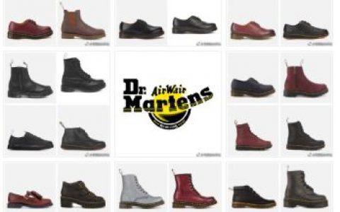双11| Dr. Martens马丁靴78折