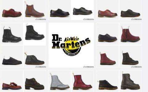 Dr. Martens马丁靴65折