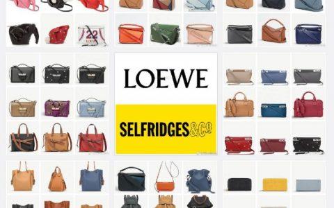 Loewe包包10% OFF