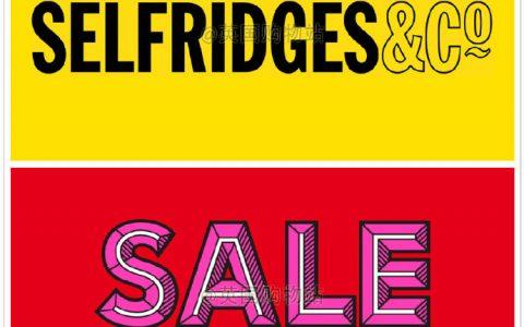 Selfridges圣诞Sale大牌包包钱包30% - 50% OFF血拼啦!