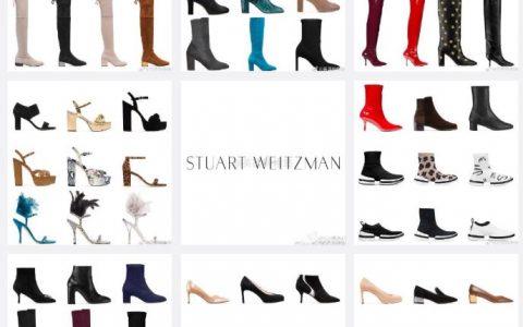 Stuart Weitzman瘦腿长靴 & 长腿细带凉鞋6折入手
