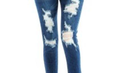 39款漂亮的紧身牛仔裤,百变造型让你更加自信