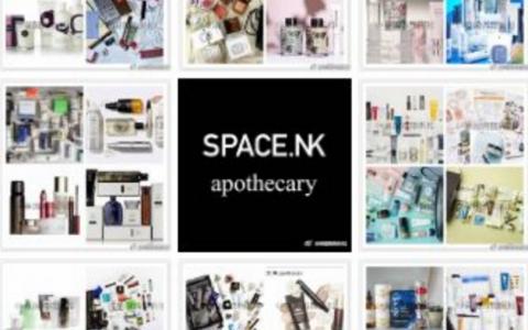 Space NK官网大牌Beauty5折起