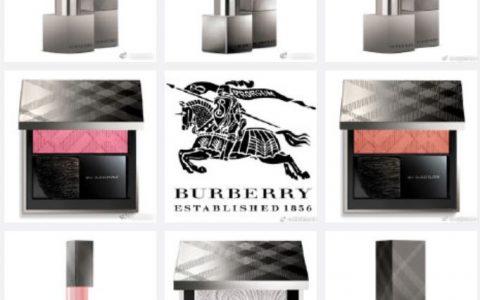 Burberry彩妆全线72折 + 礼品