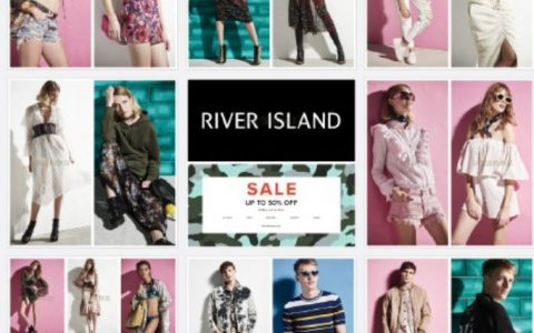River Island官网Sale Up to 50% OFF