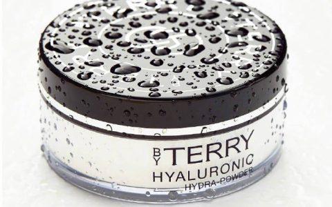 红爆欧美博圈的By Terry玻尿酸保湿护肤蜜粉73折